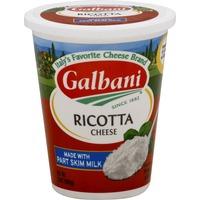 Galbani Galbani Part Skim Ricotta Cheese