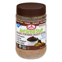 Just Great Stuff Chocolate Powdered Organic Peanut Butter