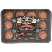 Carando Spicy Sicilian Italian Style Meatballs