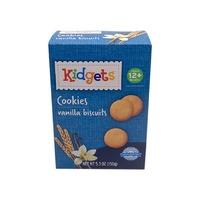 Kidgets Vanilla Biscuits Cookies