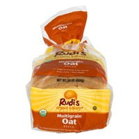 Rudi's Organic Bakery Organic Bakery Bread Multigrain Oat