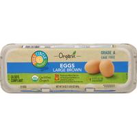 Full Circle Organic Brown Eggs