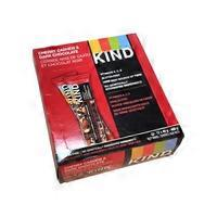 KIND Nut Bar, Chocolate, Cherry and Cashew (Case)