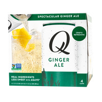 Q Mixers Ginger Ale