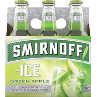 Smirnoff Malt Beverage, Green Apple