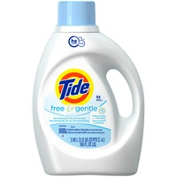 Tide Free & Gentle High Efficiency Laundry Detergent