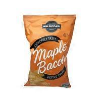 Neal Brothers Chips Potato Maple Bacon