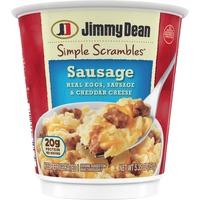Jimmy Dean Sausage Simple Scrambles