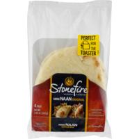 Stonefire Original Mini Naan Bread