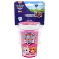 Munchkin Paw Patrol Miracle 360 Degree Sippy Cup Pink 9 Oz
