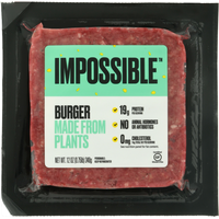 Impossible Burger, Made from Plants