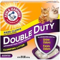 Arm & Hammer Double Duty Clumping Litter,  Box