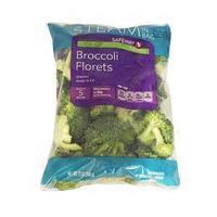 Signature Kitchen Steam in a Bag Broccoli Florets