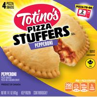 Totino's Pizza Stuffers, Pepperoni