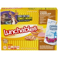 Oscar Mayer Ham & American Funpack Lunchable