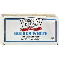 Vermont Bread English Muffins, Golden White