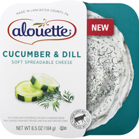 Alouette Cucumber & Dill Soft Spreadable Cheese