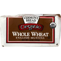 Vermont Bread English Muffins, Whole Wheat