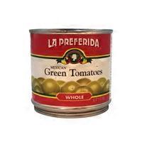 La Preferida Mexican Whole Green Tomatoes