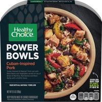 Healthy Choice Power Bowls Cuban Pork