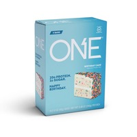 One Bar Birthday Cake Protein