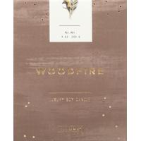 ILLUME Candle, Soy, Luxury, Woodfire