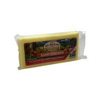 Rumiano Organic Sharp Cheddar Cheese