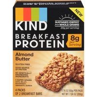 KIND Breakfast Protein Almond Butter Breakfast Bars