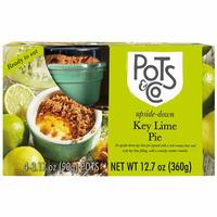 Pots & Co Upside Down Key Lime Pie