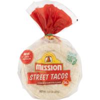 Mission Street Tacos Corn Tortillas