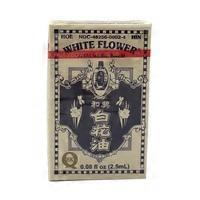 White flower analgesic balm 067 fl oz from whole foods market white flower analgesic balm mightylinksfo Choice Image