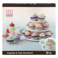 Sweet Creations Cupcake Cake Pop Stand