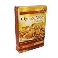 Signature Kitchen Oats And More With Honey Cereal
