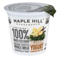 5ec0b17de26 Maple Hill Creamery Cream On Top Vanilla Yogurt