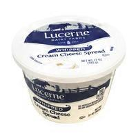 Lucerne Whipped Cream Cheese Spread