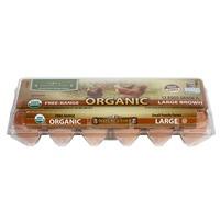 Nature's Yoke Natural Organic Large Brown Eggs