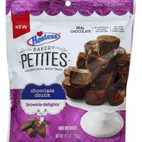 Hostess Brownies, Mini, Chocolate Chunk