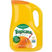 Pure Premium HomeStyle Some Pulp Orange Juice Juice