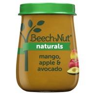 Beech-Nut Naturals Mango, Apple & Avocado