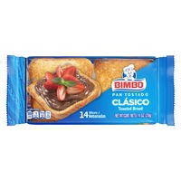 Bimbo Pan Tostado Blanco