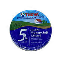 Tnuva 95% Fat Free Creamy Soft Quark Cheese