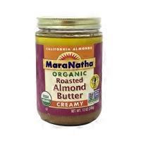 Maranatha Organic Roasted Creamy Almond Butter