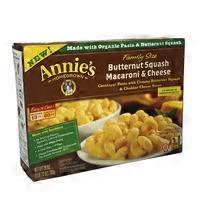 Annie's Homegrown Organic Butternut Squash Macaroni & Cheese