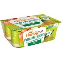 Happy Tot Organics Whole Milk Yogurt
