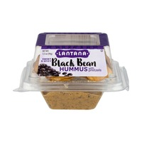 Lantana Hummus Black Bean with Pretzels