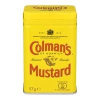 Colman's Of Norwich Mustard Powder