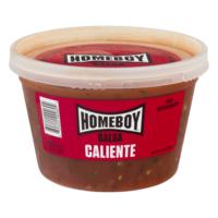 Homeboy Salsa Caliente