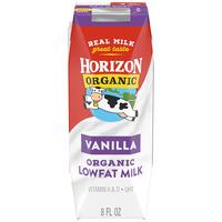 Horizon Organic 1% Lowfat UHT Vanilla Milk