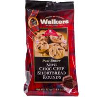 Walkers Shortbread Mini Chocolate Chip, Shortbread Cookies