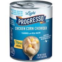 Progresso Light Chicken Corn Chowder Soup